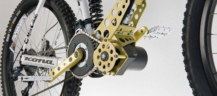 Elektrische fiets motor
