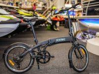 Postbike Fold elektrische vouwfiets review