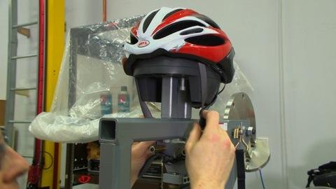 racefiets helm test
